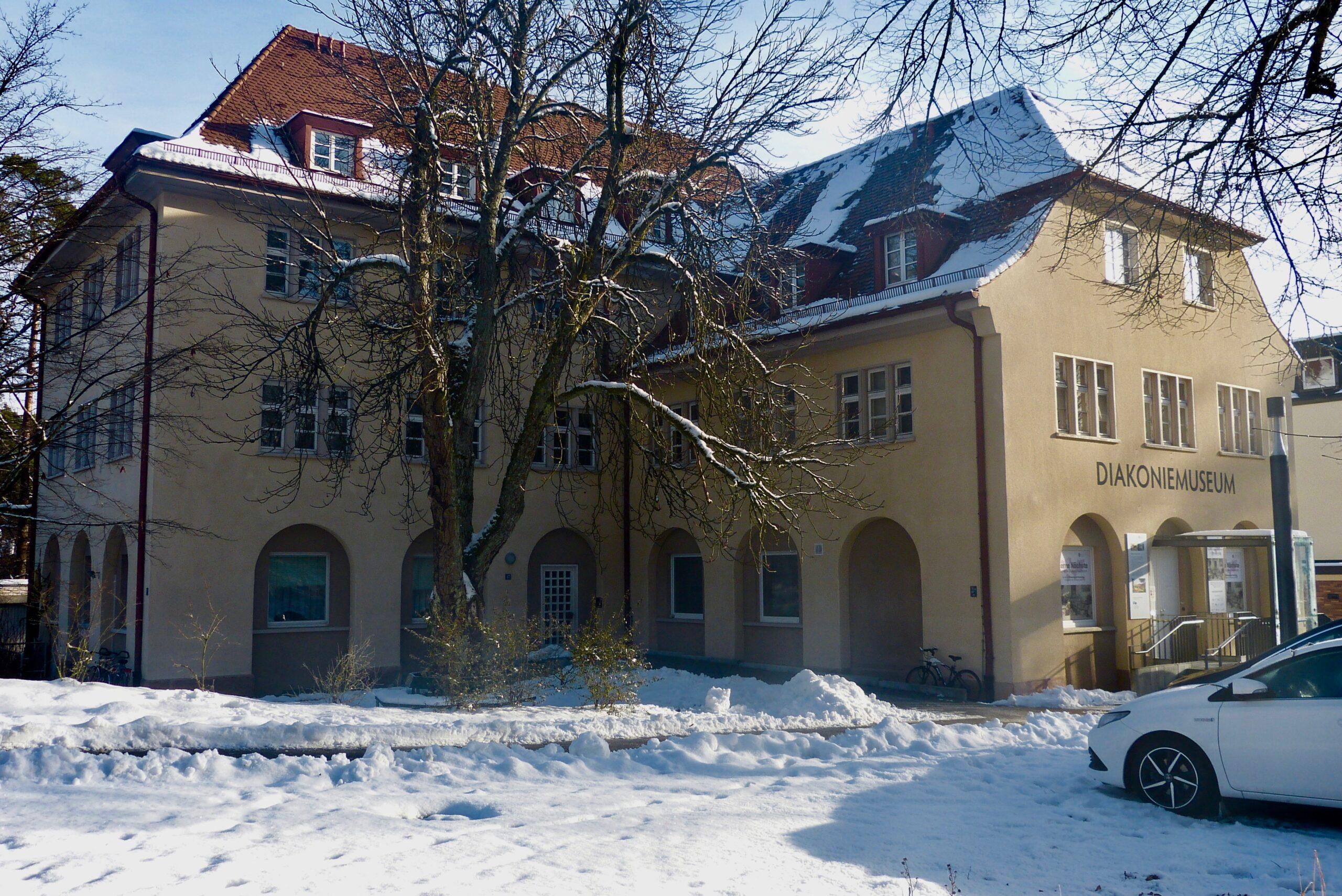 Heute ist das Haus Heimat des Diakoniemuseums